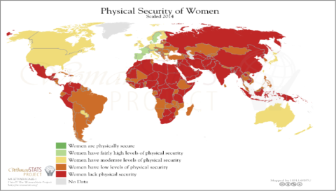 physical security of women