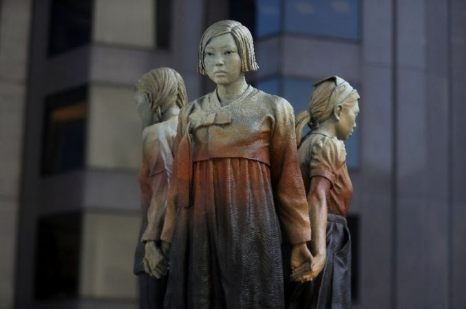 San Francisco Comfort Women