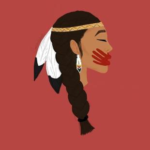 IndigenousWomanGraphic